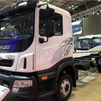 Xe tải Daewoo Maximus 3 chân 14 tấn